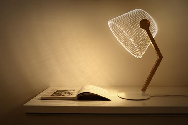 bulbing la lampe poser en trompe l 39 oeil du studio cheha design pinterest luminaire. Black Bedroom Furniture Sets. Home Design Ideas