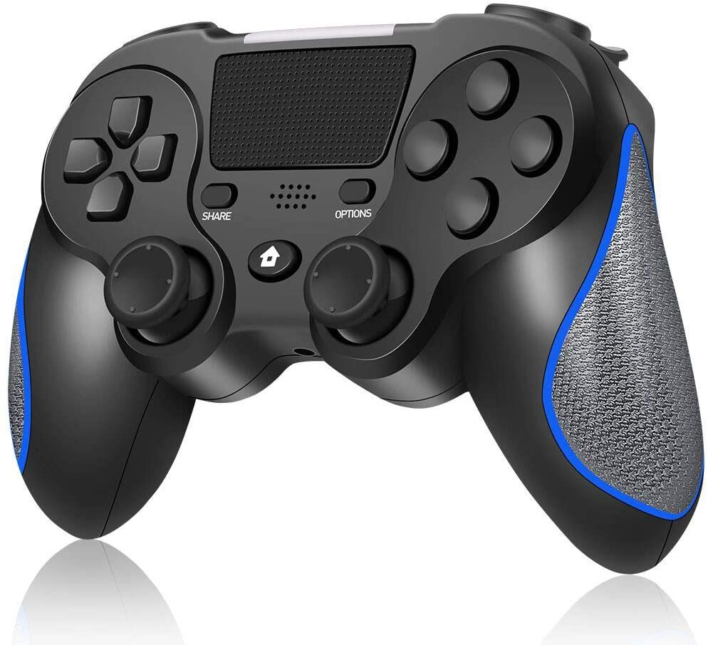 Wireless Controller For Playstation 4 Pro Slim Pc Regemoudal Wireless Gamepad For Ps4 Built In Rechargeable 600mah Ba Wireless Controller Playstation Joystick