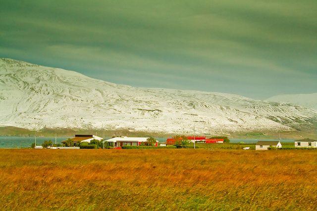 Litli Árskógssandur, Iceland ❄️