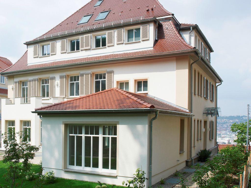 Kapitalanlage Stadtvilla Mit 4 Eigentumswohnungen In Exklusivster Lage In Stuttgart Gansheide Villa Stadtvilla Eigentumswohnung