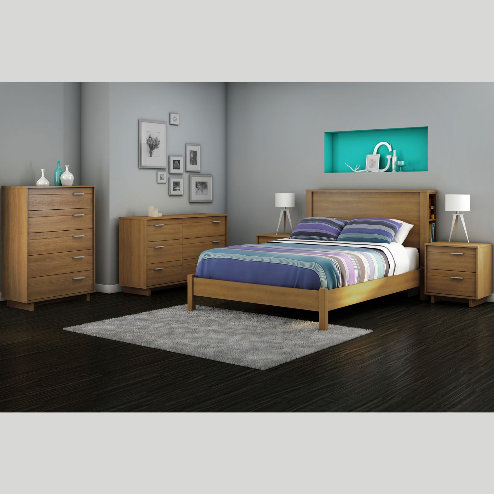 South Shore Fynn Bedroom Furniture set | Things That Don\'t Fit in an ...