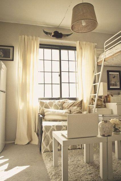 Consejos para decorar apartamentos pequeños Deco Pinterest - decoracion de apartamentos pequeos