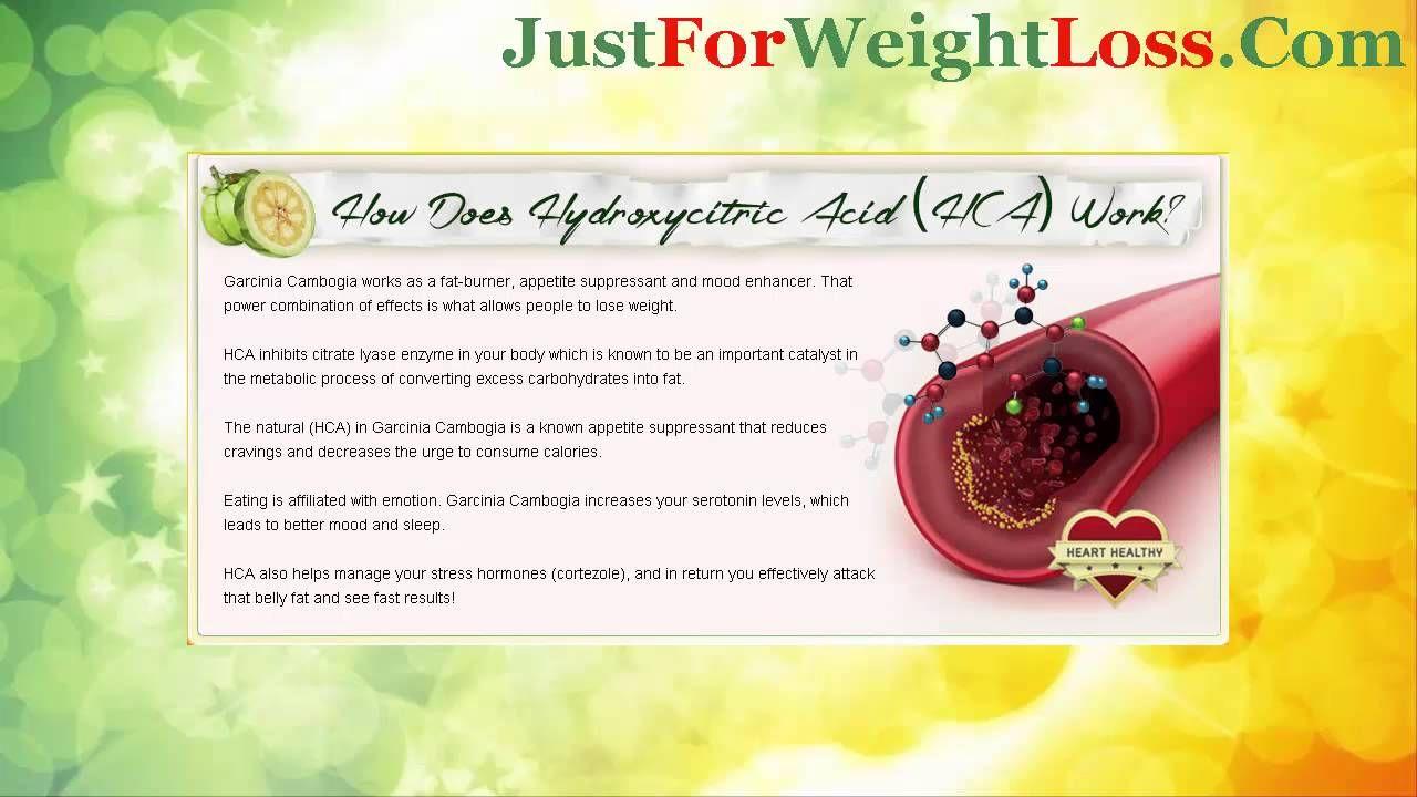 Weight loss focus