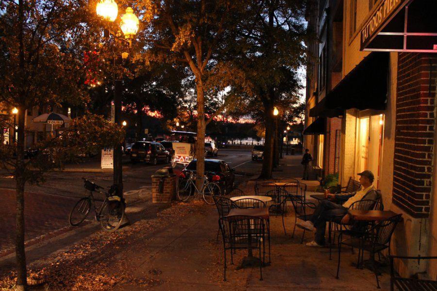Wilmington, NC cafe Wilmington, Favorite places