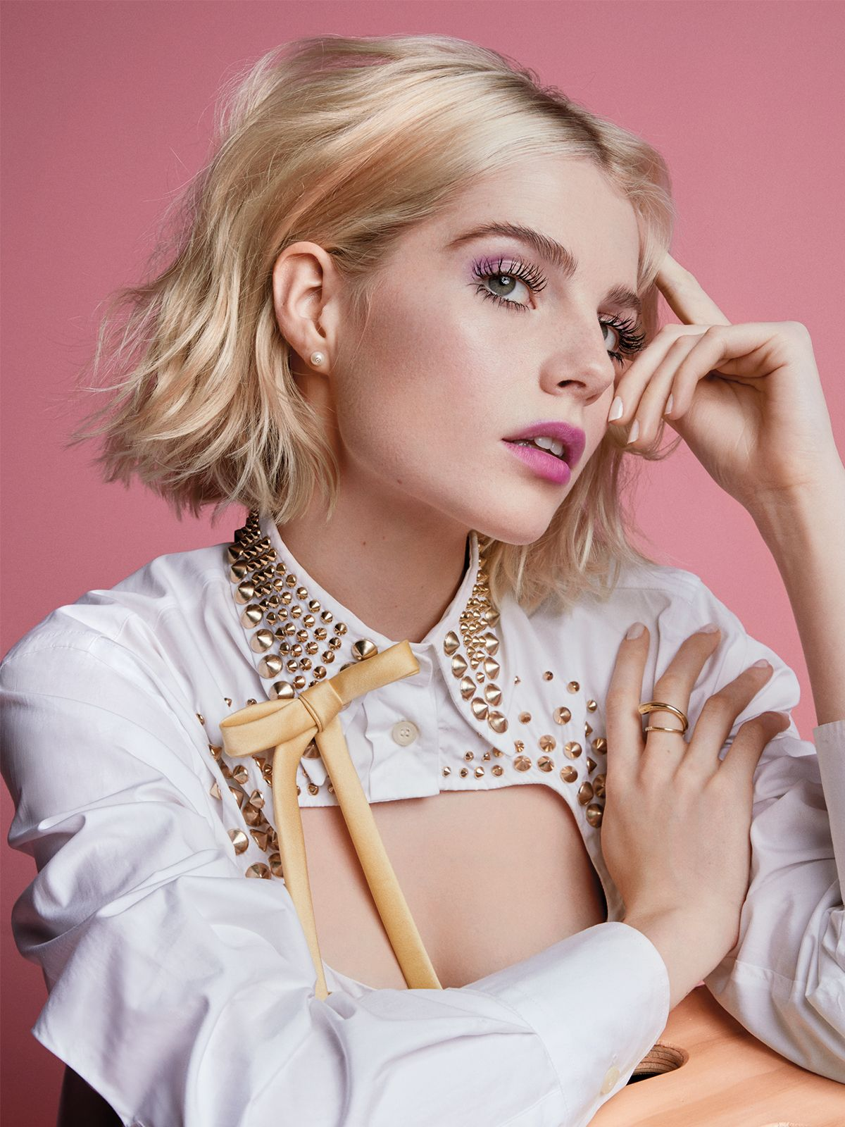Lucy Boynton Will Rock You | C Magazine
