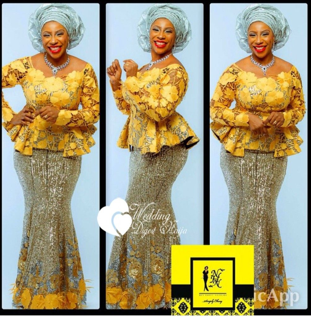 Be Ready To Wowed With Wdn Astonishing Aso Ebi Collection Wedding Digest Naijawedding Nigerian