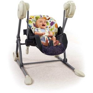Walmart Fisher Price Swing To High Chair Baby Swings New Baby Products Baby Gallery