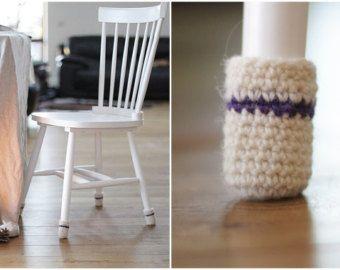 Silla patas protectores silla patas calcetines calcetines de