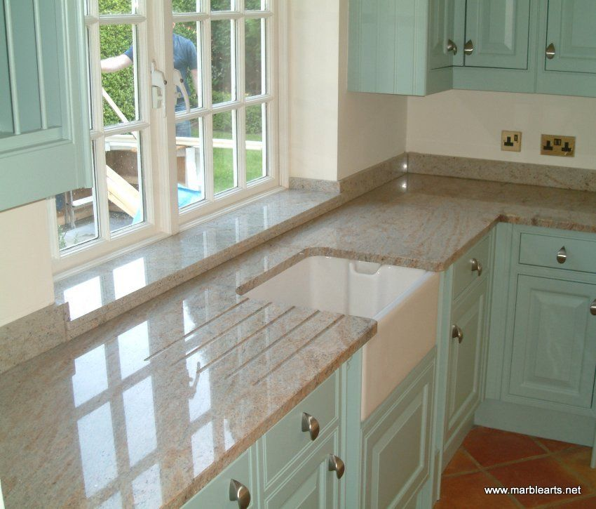Granite Worktops In Jesmond Newcastle. Material Type Is