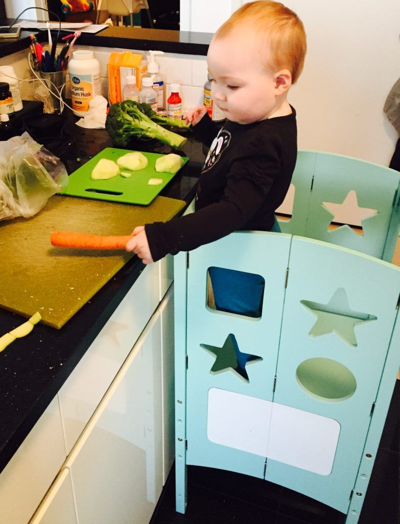 Helping in the kitchen, 20 activities for 12-18 months old, 20 play ...