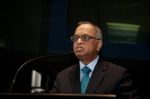 The Founder of Infosys Criticized a Top Executives Pay Hike...