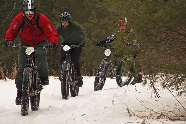 Fat Bikes spread out on the trails in Wisconsin. Learn more about this cycling revolution.