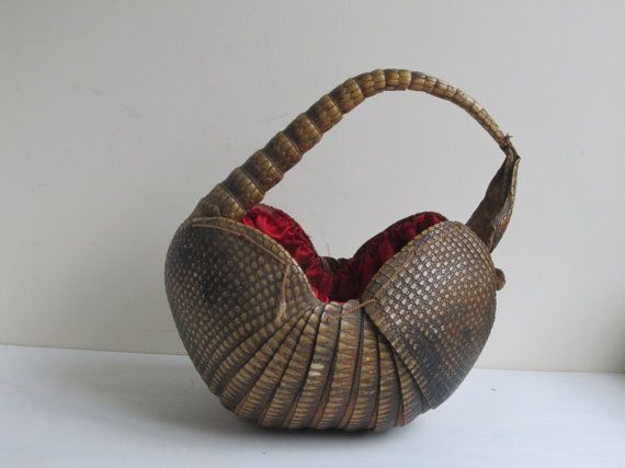 31e5ded31775 Antique Armadillo handbag