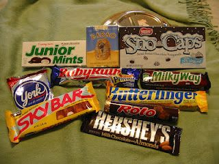 Final Old Time Candy Items