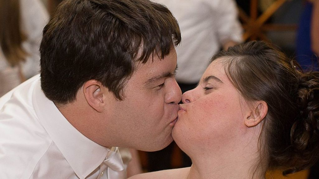 A proud and happy US father has penned a moving letter to his daughter with Down syndrome on her wedding day.