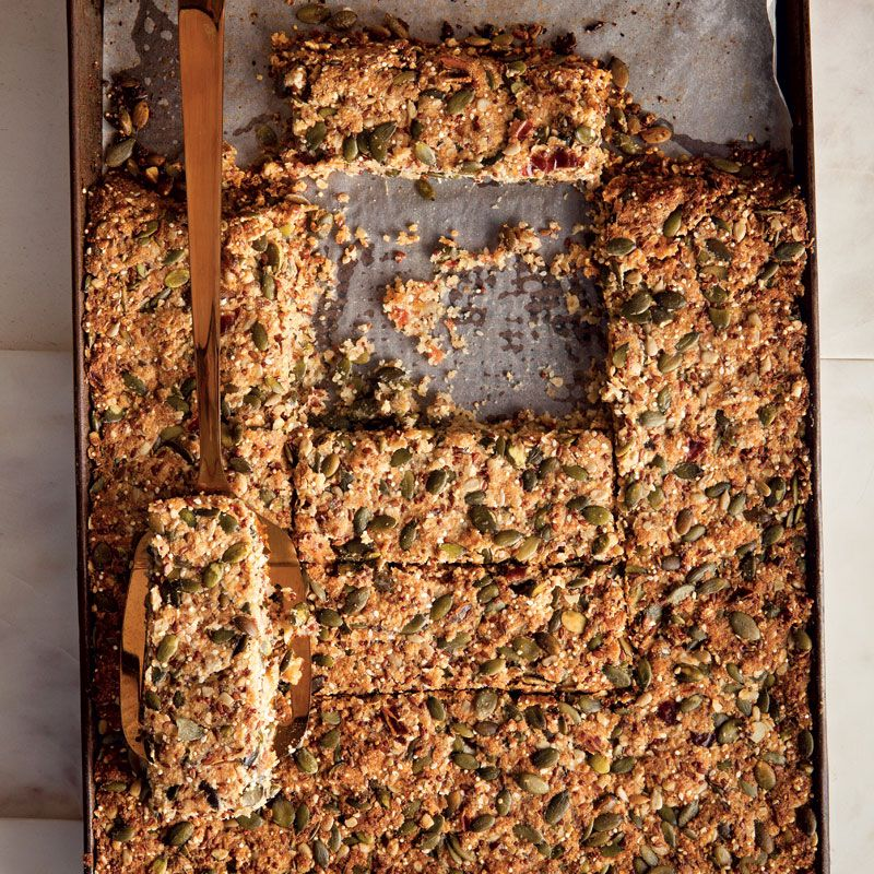 Backtowork seed bars recipe seed bars wholesome
