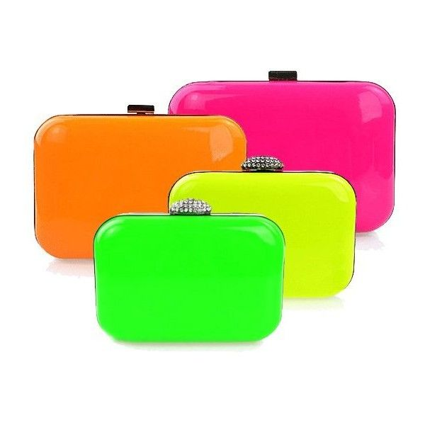 Fashion Candy Neon Color Bag