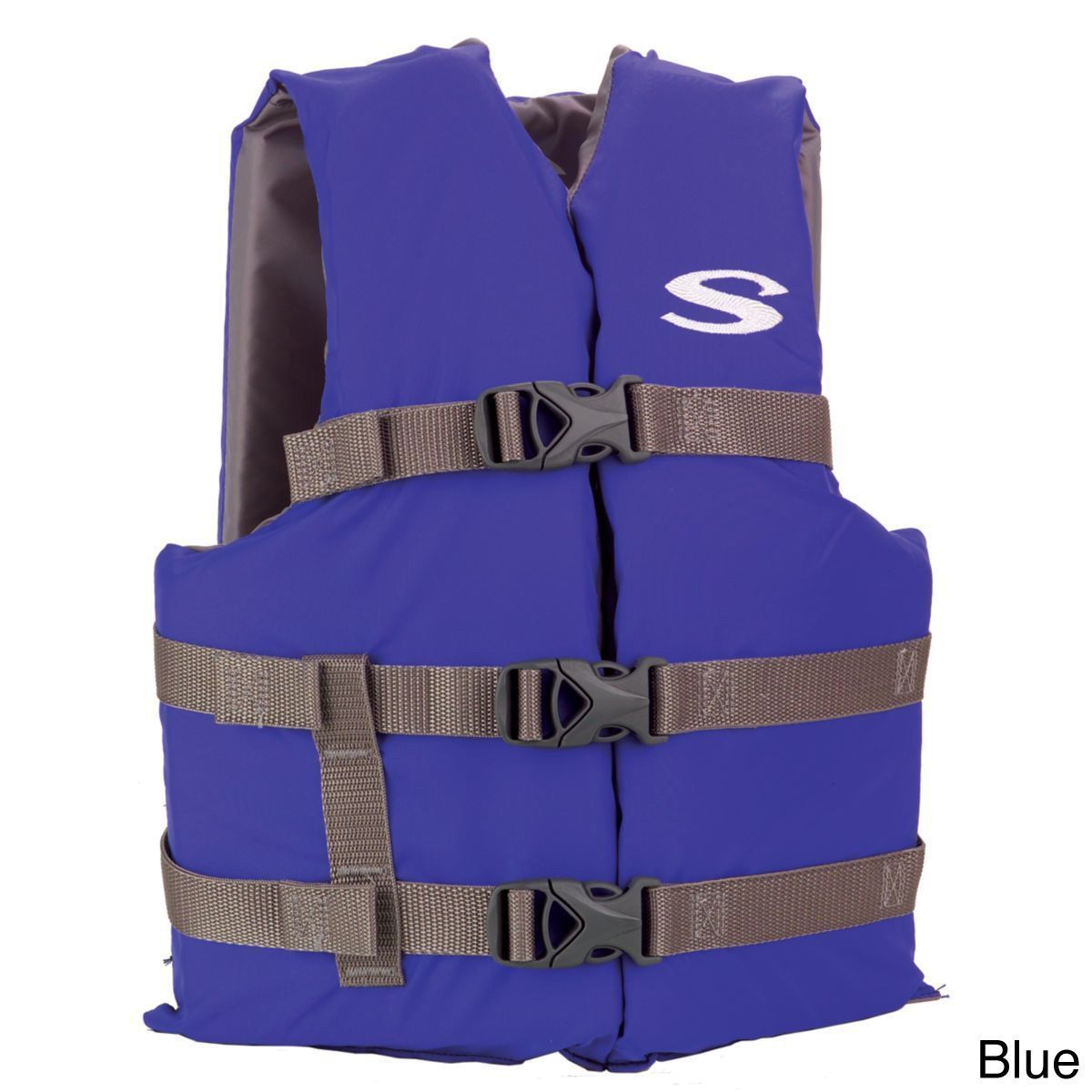 Stearns Youth Boating Life Vest (Red) Classic series