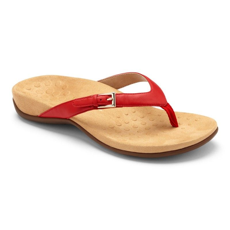 62706dda529ad Vionic Kelby Toe Post Sandal