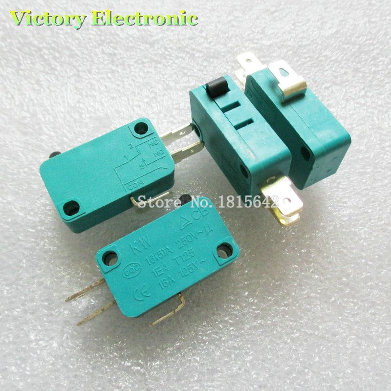 5PCS/Lot Brand New Switch KW7-0 15A 16A 125V 16(4)A 250V-1E4 T125 - Retail Management Cover Letter