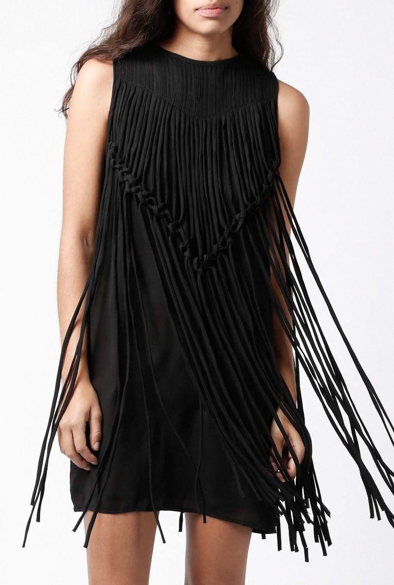 Mercury fringe dress by nana judy for sale at azalea