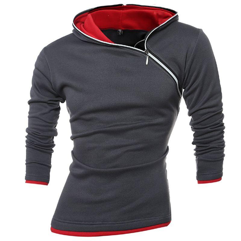 >> Click to Buy << Men's fleece big yards of new fund of 2016 autumn winters hoodies zipper design Sweatshirts M-XXXL #Affiliate