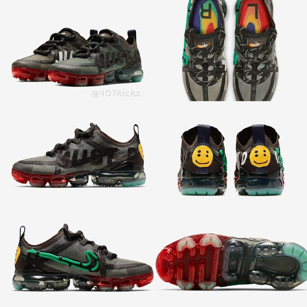 Advertencia fuga Limpia el cuarto  eBay Advertisement) 2019 WOMENS NIKE AIR VAPORMAX CPFM CACTUS PLANT FLEA  CD7001-300 RUNNING SHOES | Nike air vapormax, Nike women, Nike