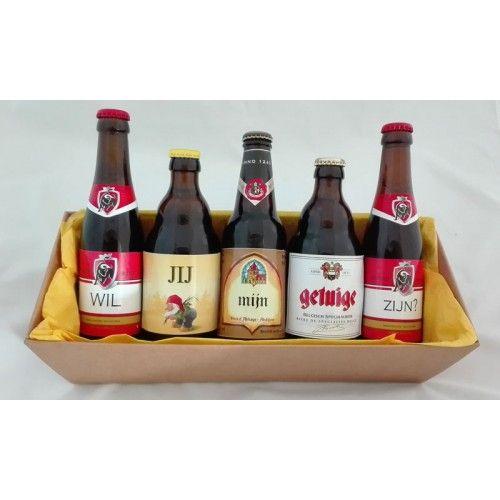 Bierpakket - Wil jij mijn getuige zijn?   Sekt