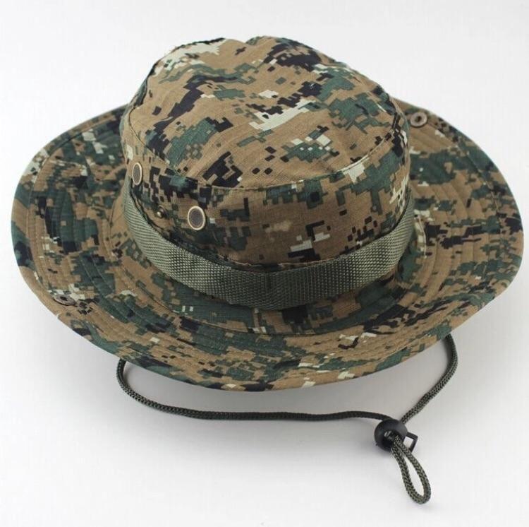 BOONIE HAT Bucket Jungle Fisherman Wide Brim Safari Sun Army Military SIZE XL