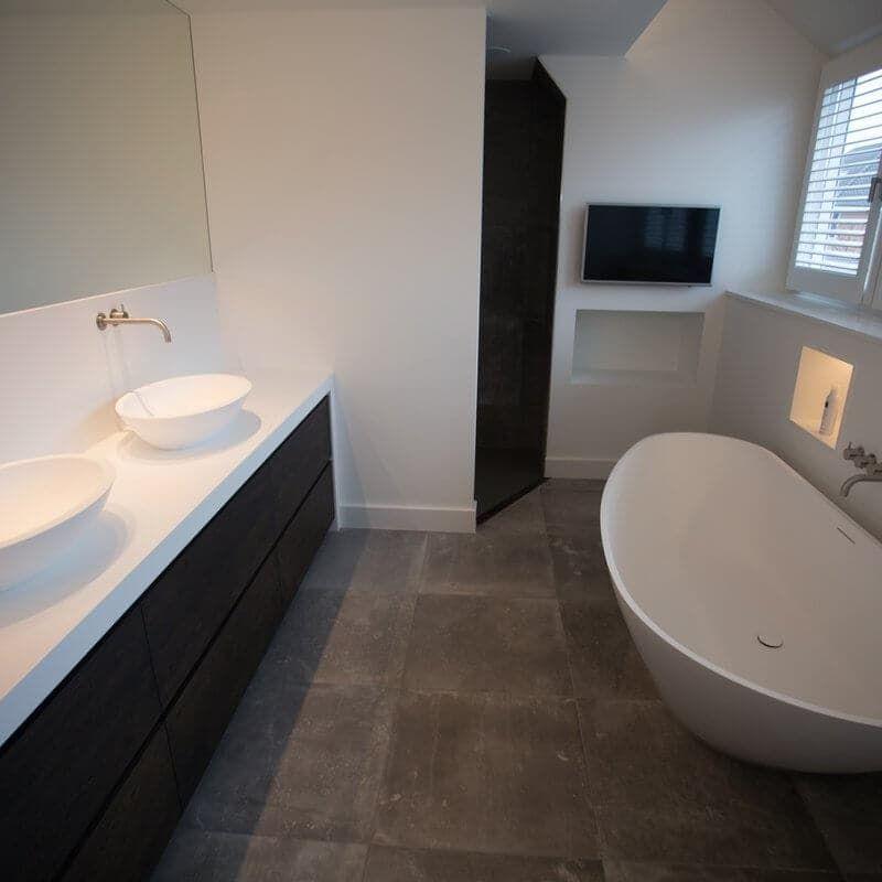 Badkamer Veenendaal / De