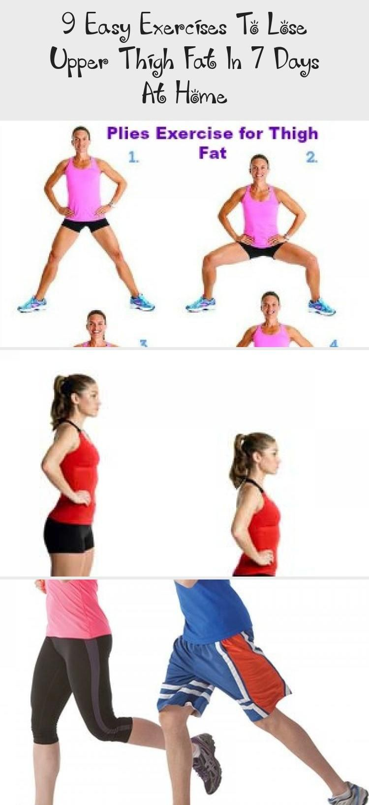 how to lose upper thigh fat fast