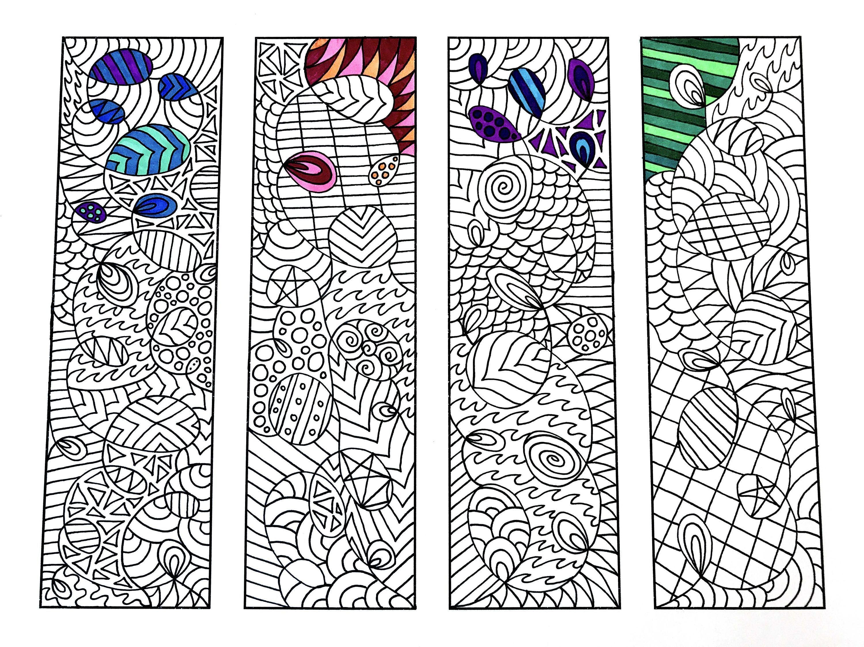 Zentangle Vorlagen Muster Anleitung Einfach 9