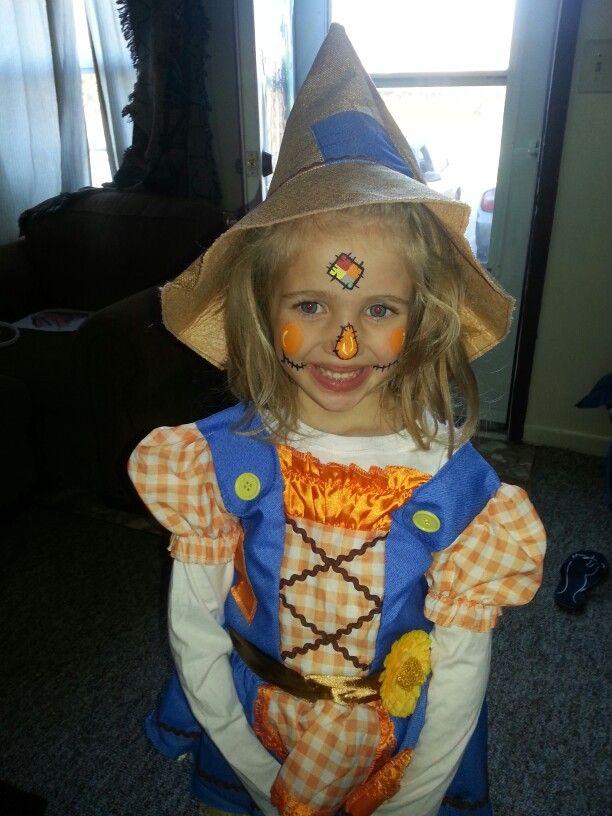 Halloween makeup scarecrow kids Costumes Pinterest Halloween - scarecrow halloween costume ideas