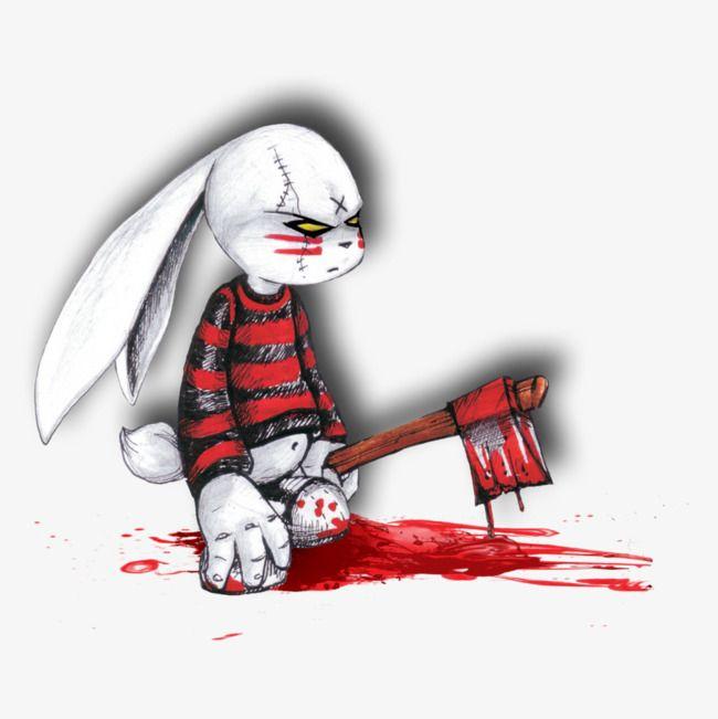 Pin on Evil bunny - photo#29