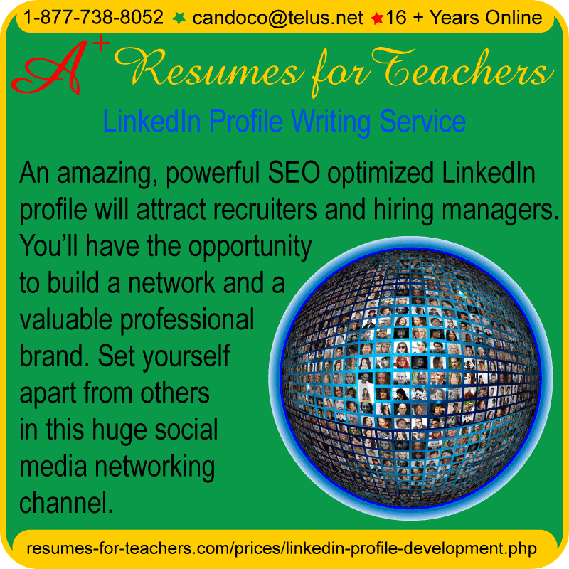 LinkedIn Profile Writing Service Linkedin profile