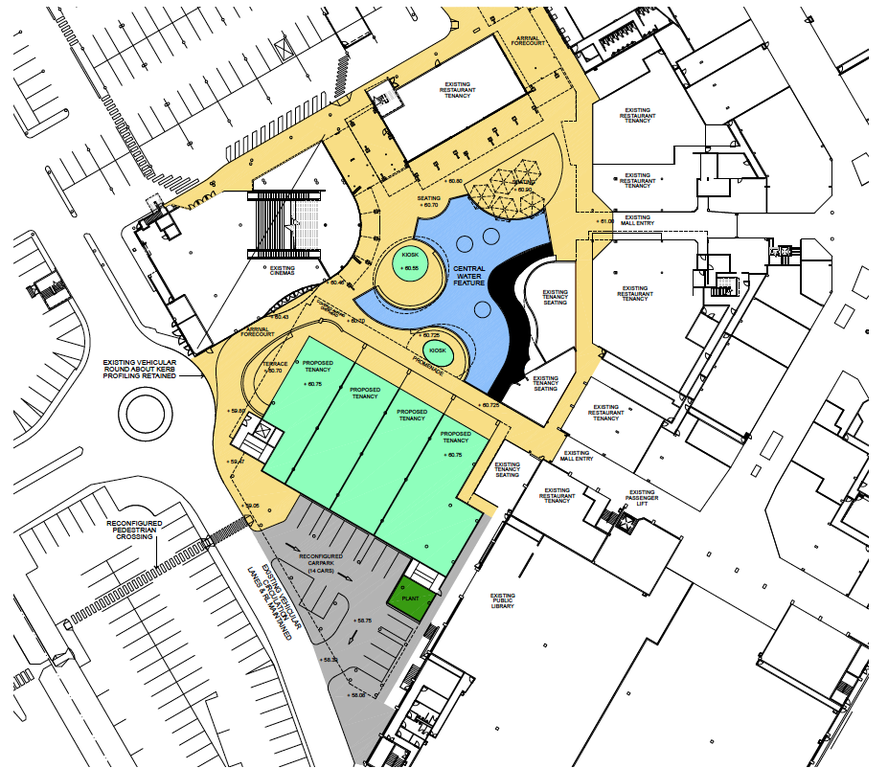 Image result for westfield garden city plan How to plan