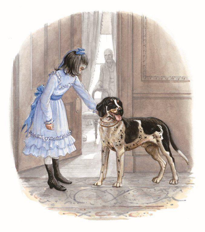 Картинки принцесса сара кру
