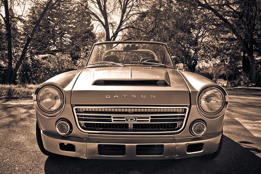 Datsun Fairlady Datsun Car Datsun Roadster Datsun
