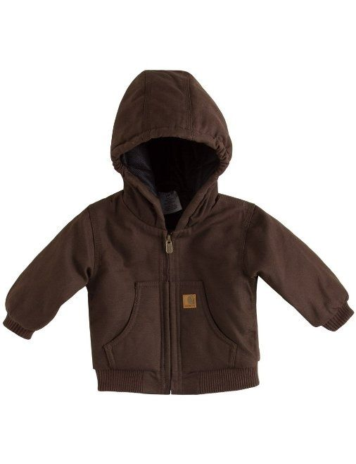 e48cb578 carhart baby clothing | Amazon.com: Carhartt Baby-boys Infant Active Quilted  ... | Jed Wilson .