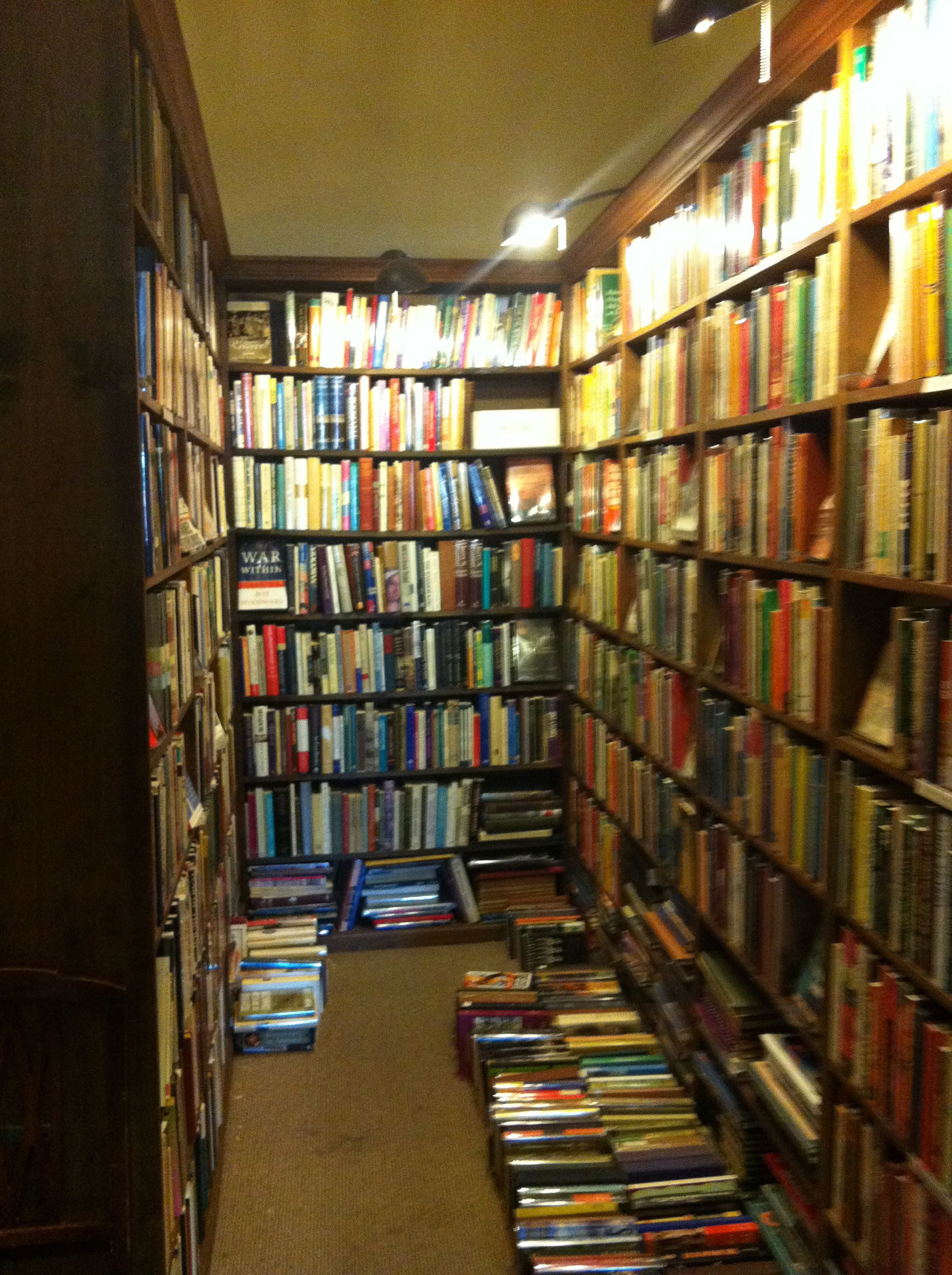 The Dusty Bookshelf Feels Like Home Bookshelves Home