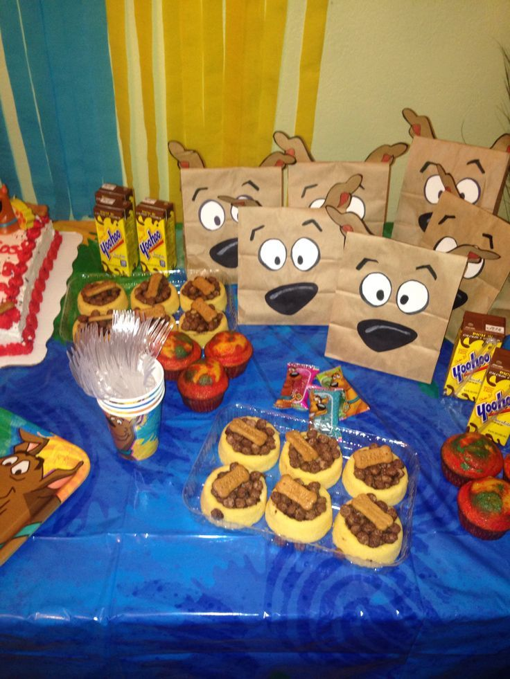 Scooby Doo Party By Krista