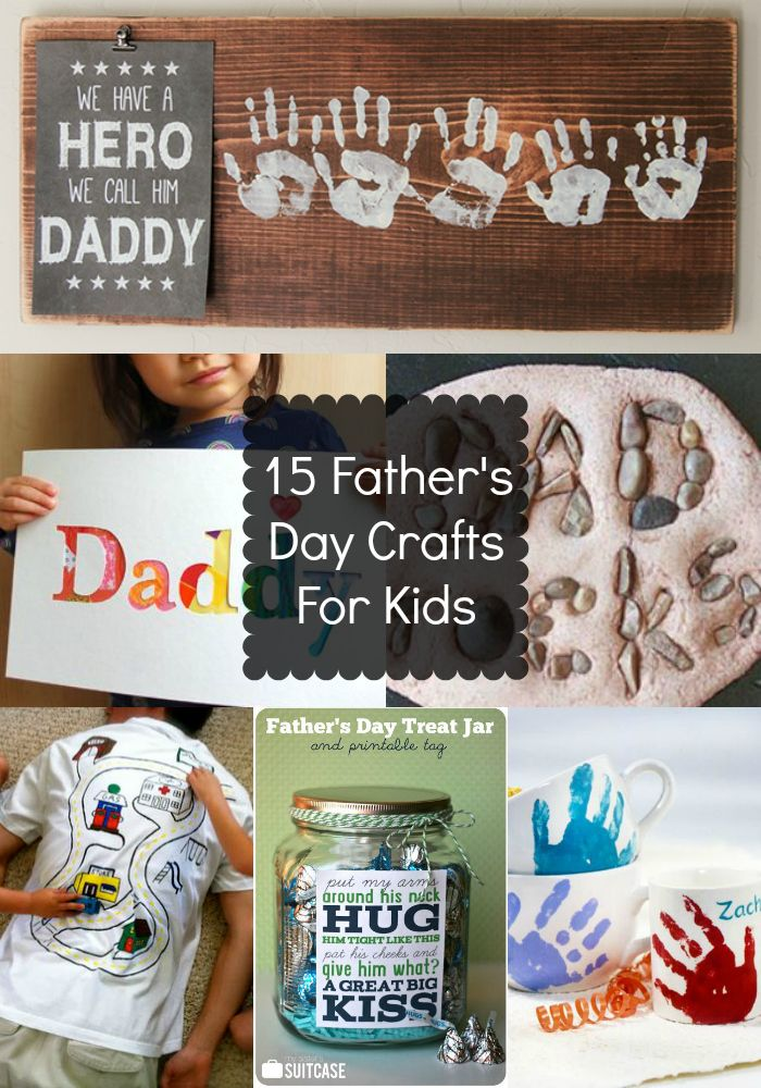 Fathers Day Crafts For Kids Fathersday Homemade Crafts Gifts