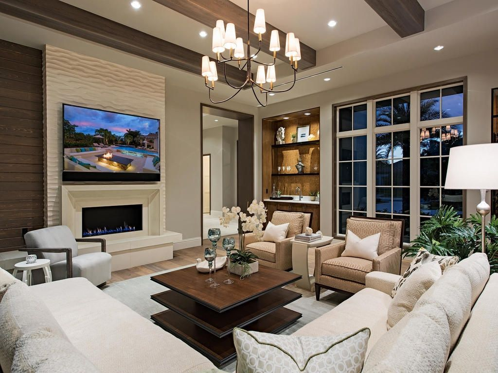 Luxury home designs in Naples, FL. Designed by Beasley and Henley ...