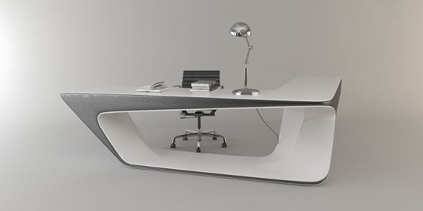 Mystica Desk la scrivania da ufficio design | MILANO DESIGN WEEK ...