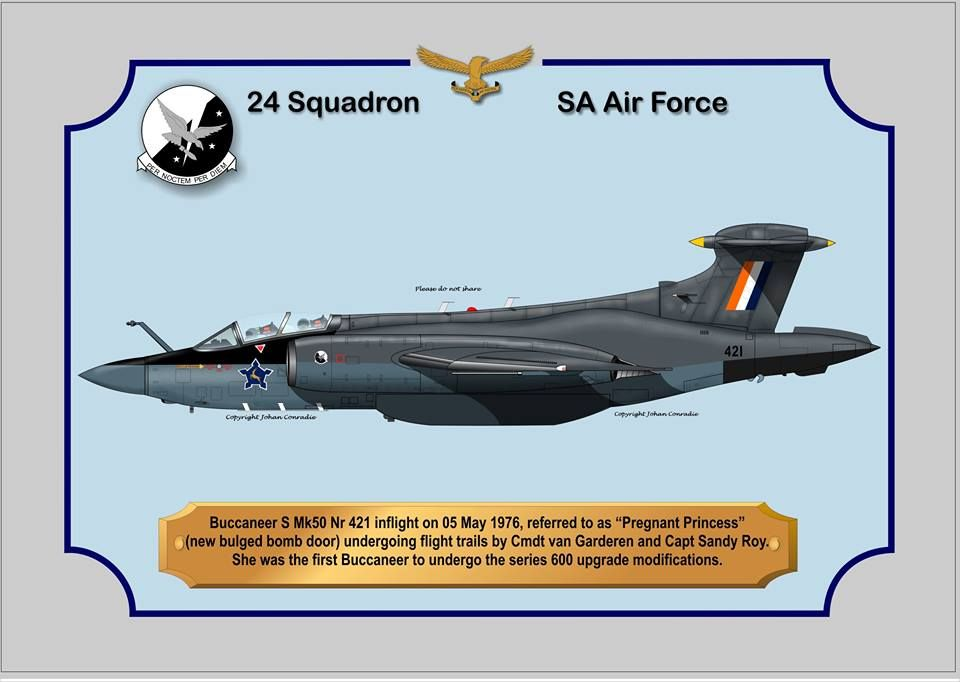 South African Air Force Buccaneer South African Air Force Air Force Blackburn Buccaneer