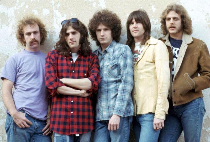 Bernie Leadon, Glenn Frey, Don Henley, Randy Meisner, Don Felder