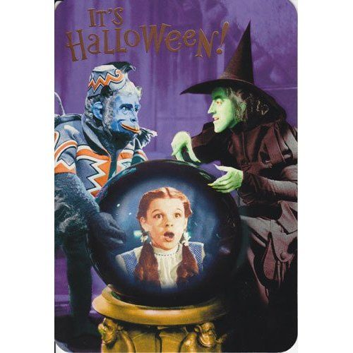 Wizard of oz birthday cards greeting card halloween wizard of oz wizard of oz birthday cards greeting card halloween wizard of oz its halloween bookmarktalkfo Images