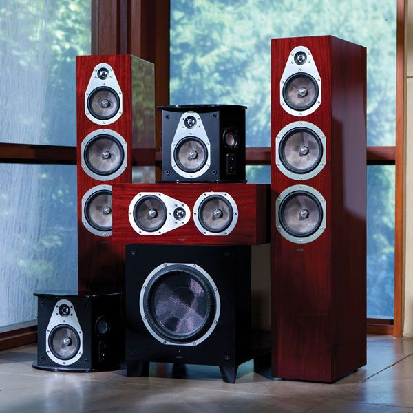 Energy Veritas V 6 3 Speakers 5 1 System Hometheaterhifi Com Best Home Theater System Tower Speakers Surround Sound Speakers