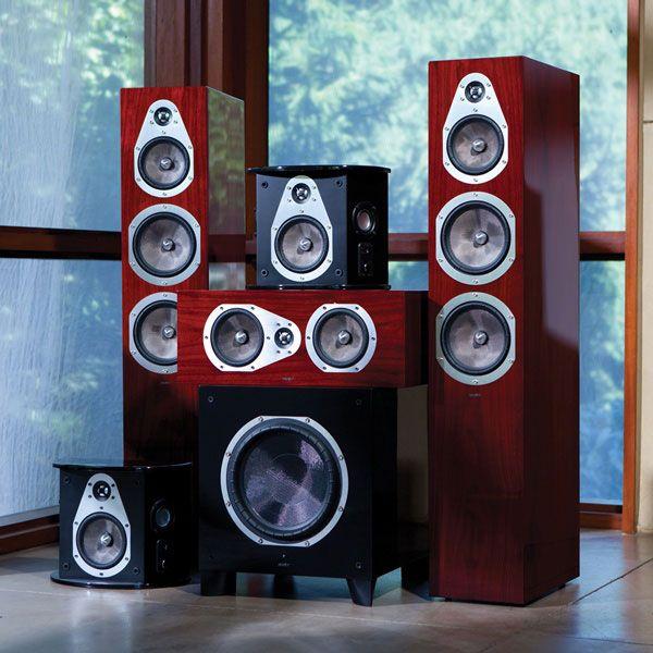 Energy Veritas V 6 3 Speakers 5 1 System Hometheaterhifi Com Best Home Theater System Tower Speakers Surround Sound Speakers
