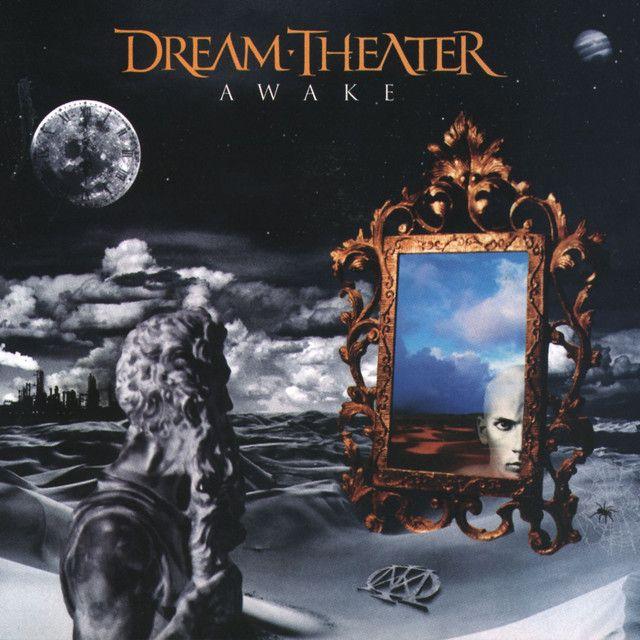 Dream Theater Awake 3º álbum De Estúdio Foi O último Com O Tecladista Kevin Moore Que Saiu Da Banda Logo Capas De álbuns Rock Progressivo Dream Theater